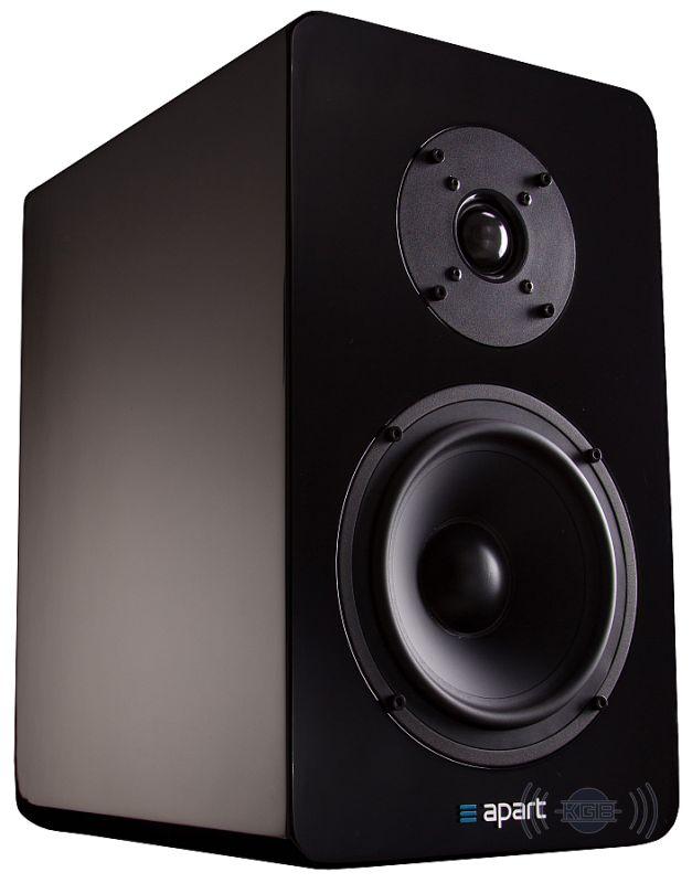 apart audio vinci 7 high end hifi lautsprecher paar 1. Black Bedroom Furniture Sets. Home Design Ideas